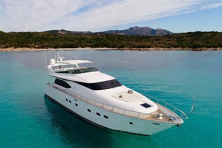 Maiora Yacht for Charter Porto Cervo | WYB