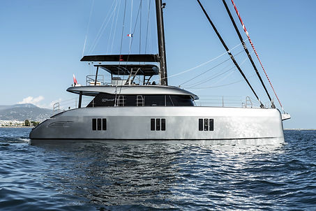 Sunreef 'E' Supercat for Charter