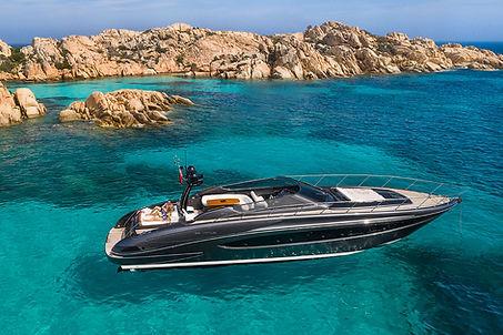 RIVA Virtus Yacht for Charter Porto Cervo