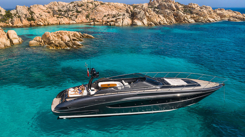RIVA Yachts for Charter