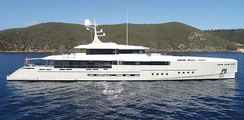 Rossi Navi for Charter | WYB