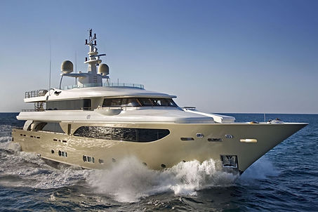 CRN Luxury Yacht for Charter | WYB