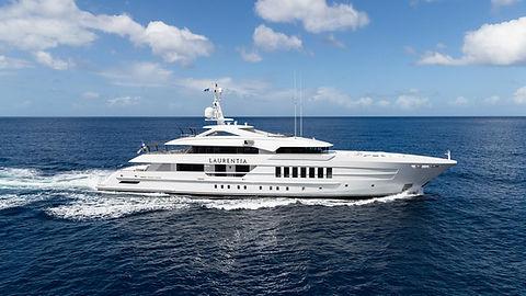 Superyacht Heesen for Charter | WYB