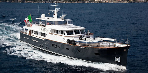 Persuader Luxury Yacht for Charter   WYB