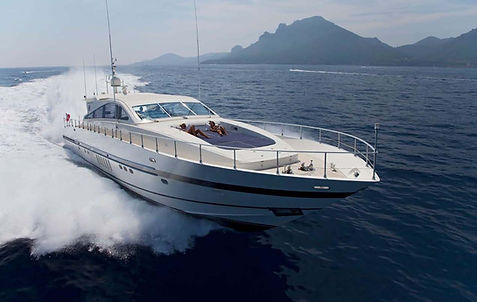 Yacht for Charter Porto Cervo | WYB