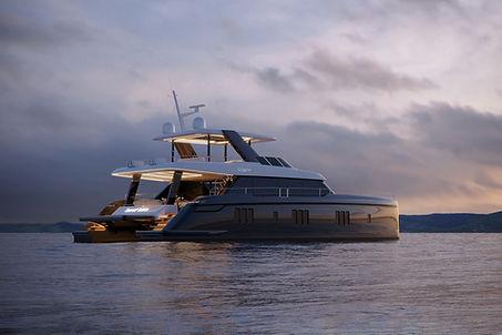 New Sunreef 60 OTOCTONE for Charter | WYB