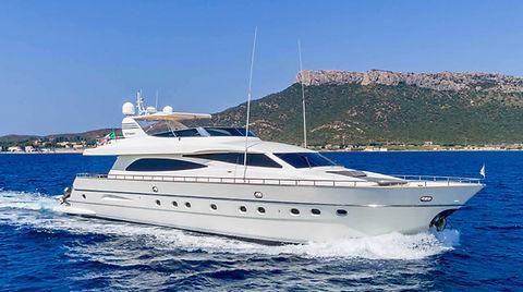 MINOU Yacht for Charter Amalfi Coast   WYB