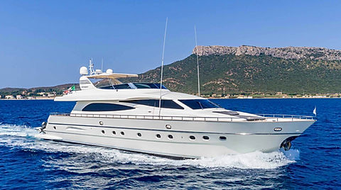 MINOU Yacht for Charter Amalfi Coast