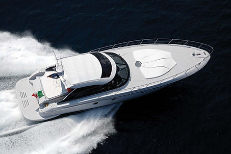 Baia 54 Yacht for Charter Porto Cervo | WYB