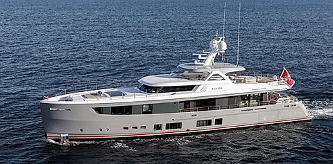 Mana I Yacht for Charter