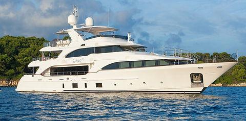Benetti Yacht for Charter Porto Cervo | WYB