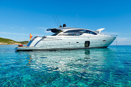 Pershing 80 HALLEY Yacht for Charter | WYB