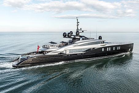 Superyacht Okto for Charter