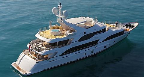 Benetti Yacht for Charter