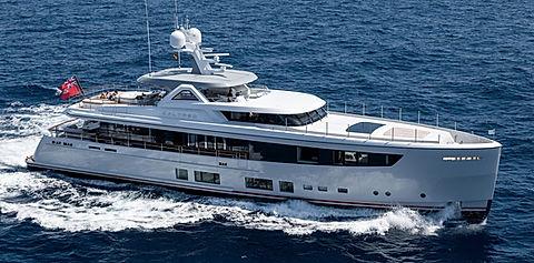 Luxury Yacht for Charter | WYB