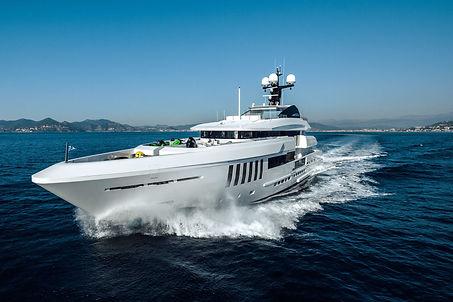 Superyacht for Charter Adriatic | WYB