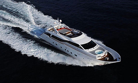 Aurora Yacht for Charter Greece