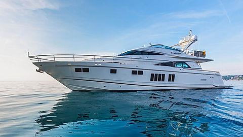 Fairline Yacht for Charter Croatia