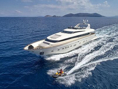 Luxury Yacht for Charter Greece | WYB