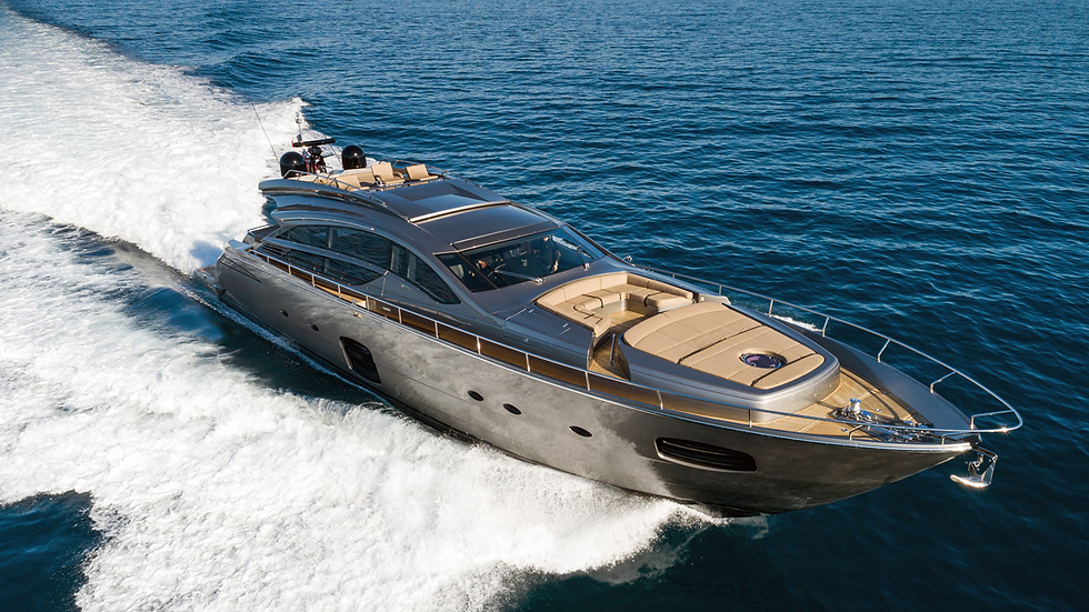 Pershing Yacht for Sale - Used Pershing Yachts
