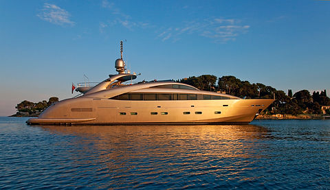 ISA Soiree Yacht for Charter | WYB