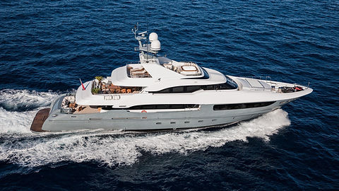 Superyacht Legenda for Sale and Charter | WYB