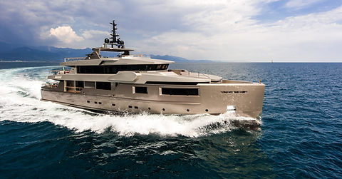 Superyacht Giraud for Charter Porto Cervo   WYB