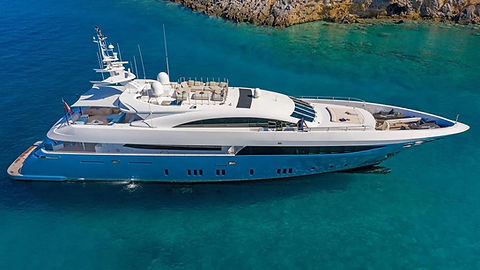 Barents Sea Yacht for Charter | WYB