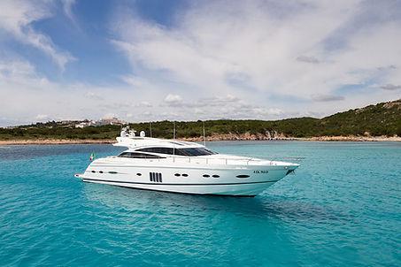 Princess Yacht for Charter Porto Cervo | WYB