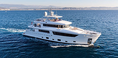 Narvalo Luxury Yacht for Sale