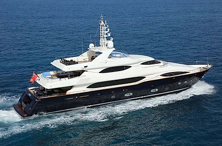 CRN Yacht for Charter and Sale