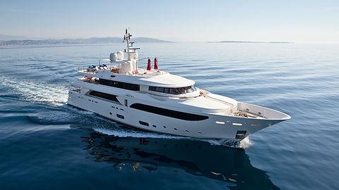 CRN EMOTION² Yacht for Charter | WYB