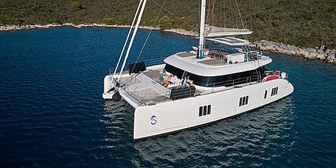Sunreef Catamaran Sinata for Charter