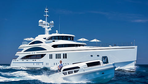 Benetti 11.11 Luxury Yacht for Charter | WYB