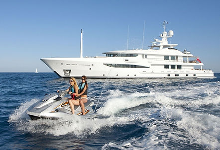 Amels Superyacht for Charter | WYB