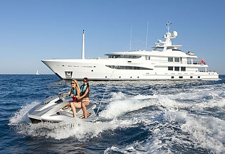 Amels Superyacht for Charter