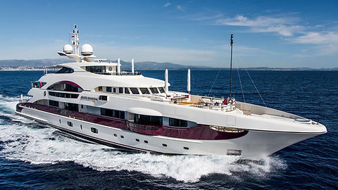 Superyacht Heesen Yacht for Charter | WYB