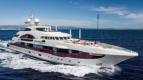 Superyacht Heesen Yacht for Charter