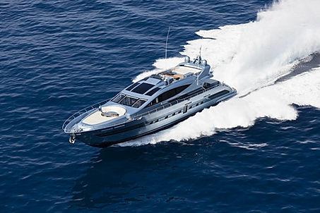 55 FIFTYFIVE Yacht for Charter Italy