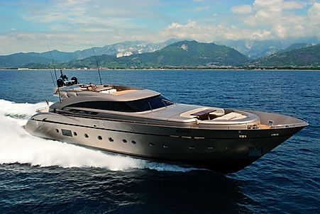 Luxury Yacht for Charter Musa
