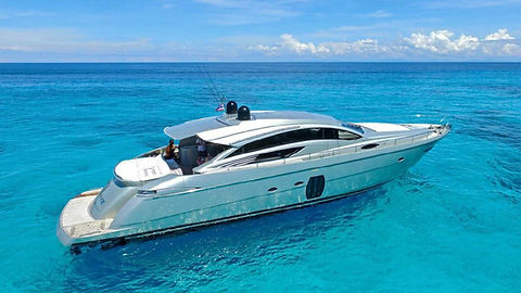 Pershing 80 for Charter | WYB