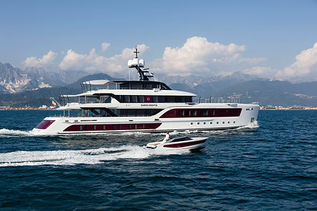 Quinta Essentia for Charter and Sale | WYB