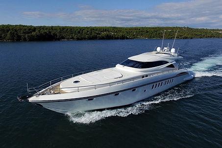 Yacht for Charter Porto Cervo   WYB
