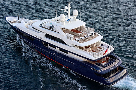 Sanlorenzo Reve d'Or for Charter Croatia