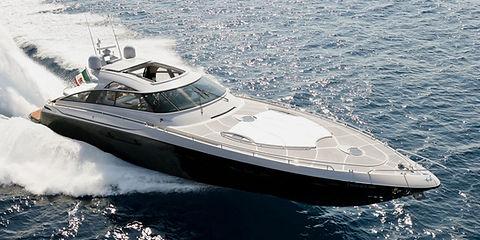 Baia 78 for Charter Sardinia | WYB