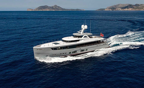 Luxury Yacht for Charter | WYB