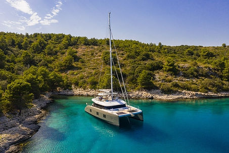 Sunreef Vulpino for Charter Croatia   WYB