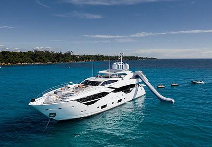 Sunseeker 116 SEDATIVE-  Luxury Yacht for Charter