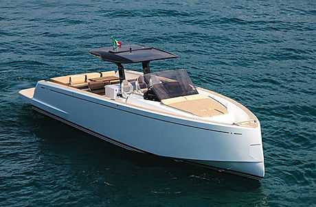Pardo 43 for Charter and Sale