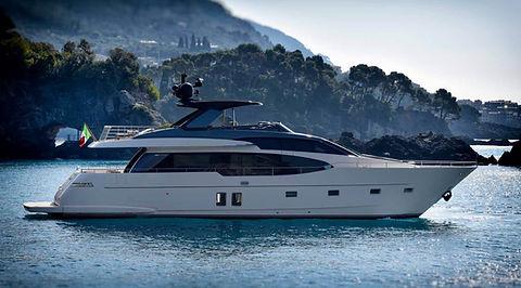 Sanlorenzo EM3 Yacht for Charter   WYB